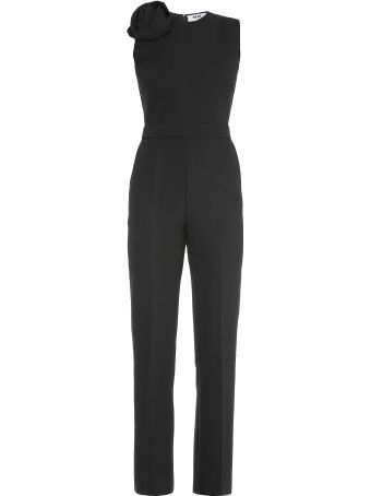 MSGM Sleeveless Jumpsuit