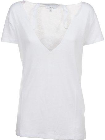 Iro Cut-out T-shirt