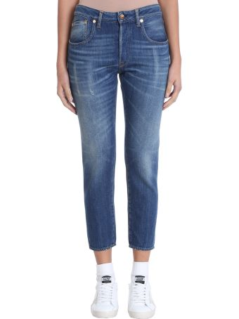 Golden Goose Blue Denim Jolly Jeans