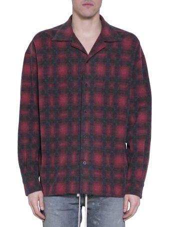 REPRESENT Western Cotton Shirt