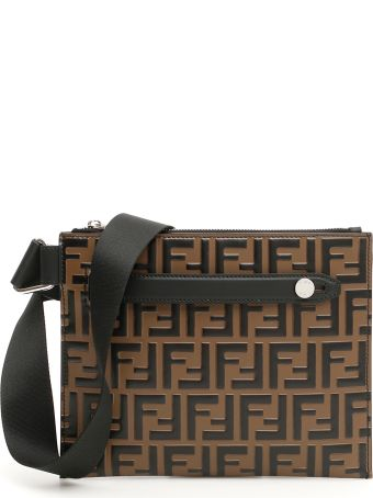 Fendi Ff Messenger Bag