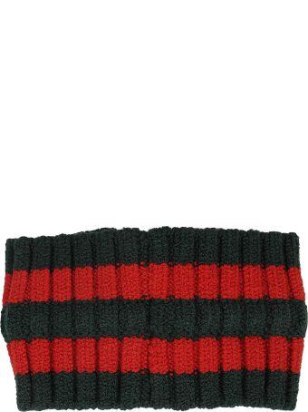 Gucci Striped Pattern Headband