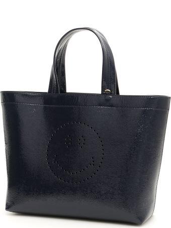 Anya Hindmarch Small Wink Soft Shopper