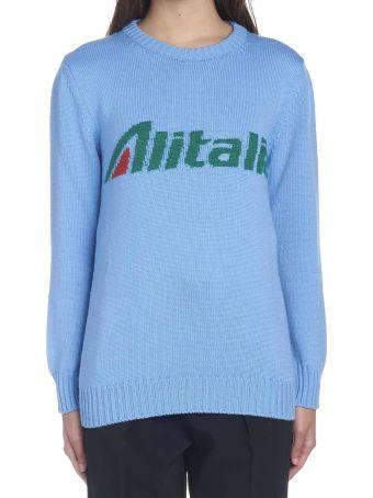 Alberta Ferretti 'alitalia' Sweater