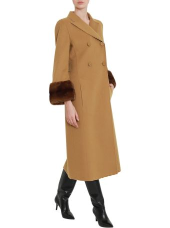 Fendi Double Wool Coat
