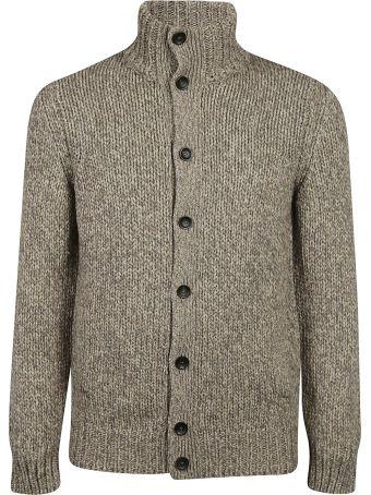 Zanone Button Down Sweater