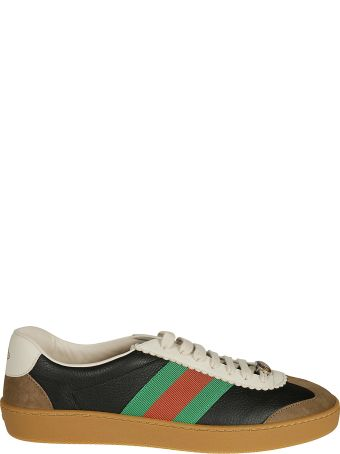 Gucci Web Stripe Sneakers