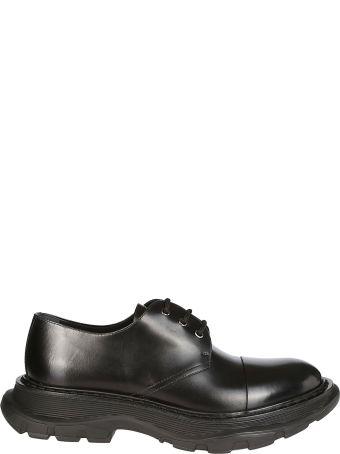 Alexander McQueen Oversized Sole Derby Shoes