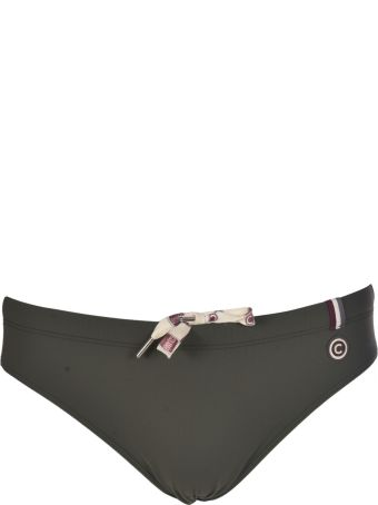 Colmar Logo Patch Swim Briefs