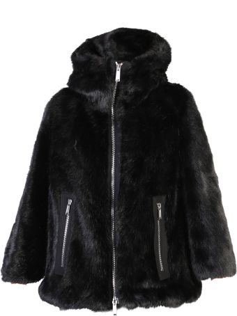 Dsquared2 Faux-fur Short Jacket