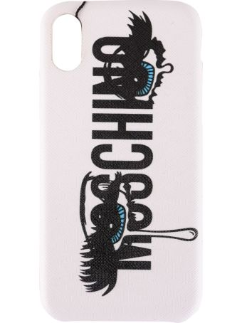 """Moschino Eyes"""" Iphone X Cover"""""""
