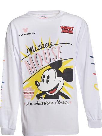 GCDS Mickey Mouse Print Sweatshirt