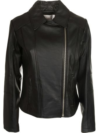 Jucca Zipped Biker Jacket