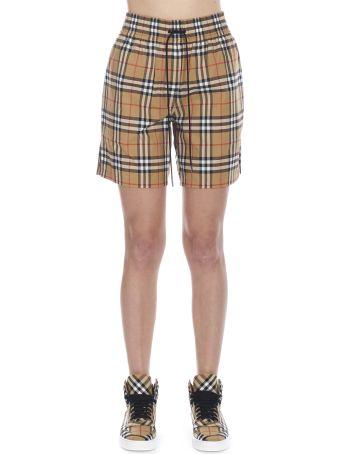 Burberry 'dovemoore' Shorts