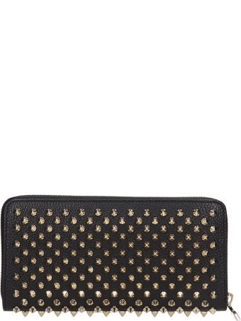 Christian Louboutin Panettone Wallet With Golden Studs