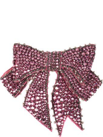 Gucci Bow-shape Brooch