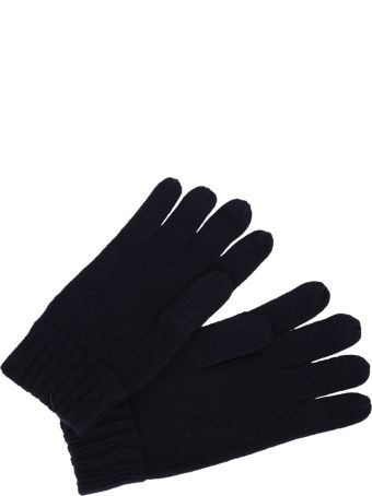 Ralph Lauren Embroidered Gloves