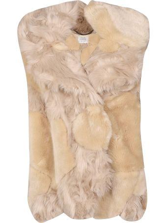Stella McCartney Faux Fur Gilet