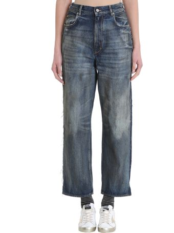 Golden Goose Light Blue Kim Jeans