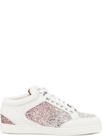 Degrade Glitter Miami Sneaker