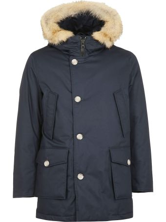 Woolrich Laminated Parka