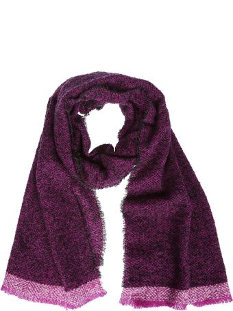 Destin Surl Frayed Scarf