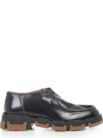 Lanvin Explorer Derby Shoes