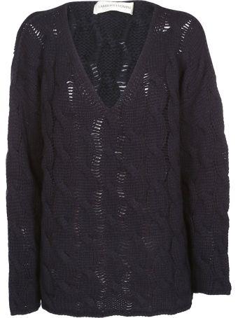 Lamberto Losani Cable Sweater
