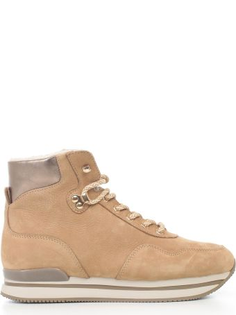 Hogan Lace Hi-top Sneakers