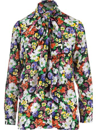 Gucci Wildflowers Blouse