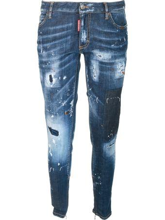 Dsquared2 D-squared2 Super Skinny Jeans