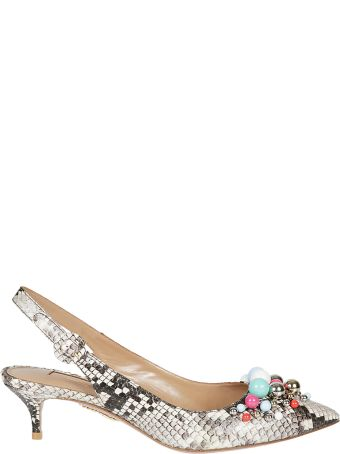 Aquazzurra Slingback Pumps