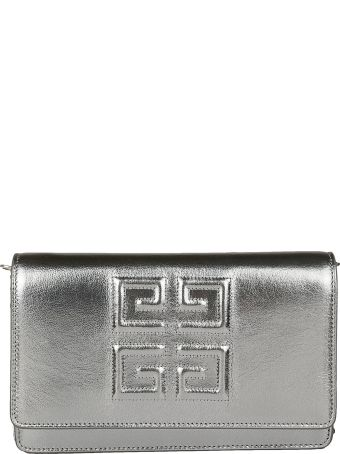 Givenchy Emblem Chain Wallet