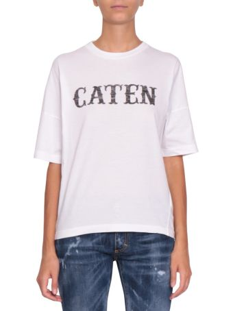 Dsquared2 Caten Cotton T-shirt