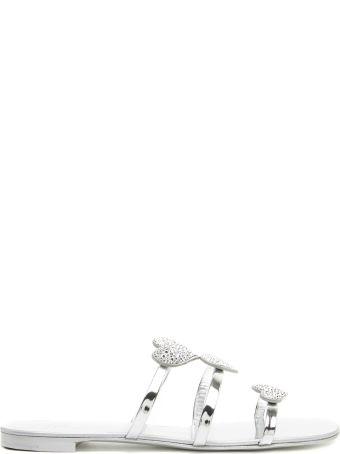 Giuseppe Zanotti 'hearts' Shoes
