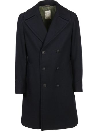 Paltò Palto Classic Double Breasted Coat