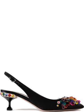 Miu Miu Raso Multicolor Pump 55