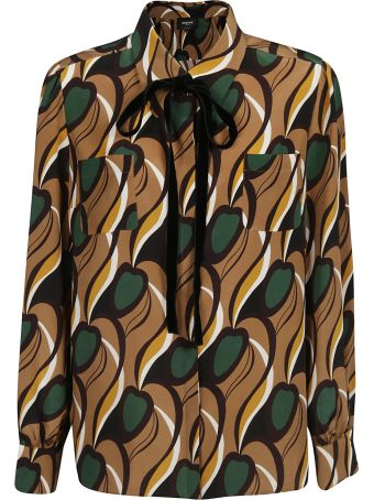 Rochas Patterned Shirt