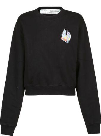 Off-White Microenvironment Sweatshirt