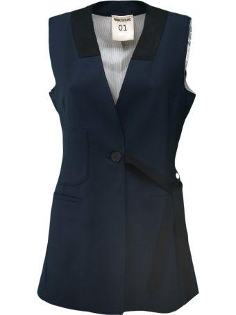 SEMICOUTURE Classic Vest