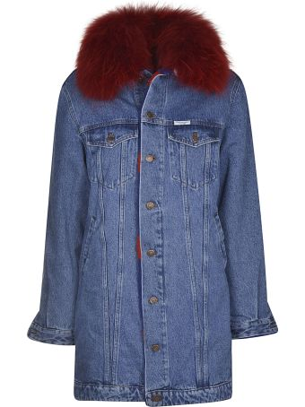 Forte Couture Denim Coat