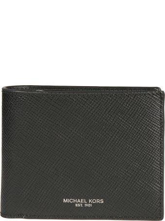 Michael Kors Textured Bifold Wallet