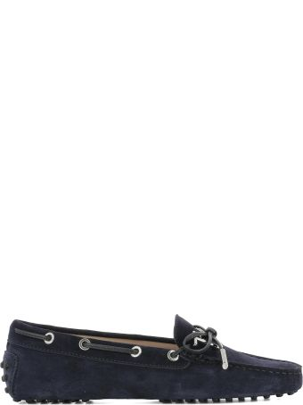 Tod's Gommino Laced Loafers