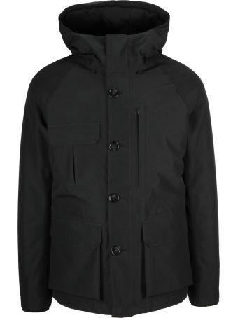 Woolrich Hooded Zip Jacket
