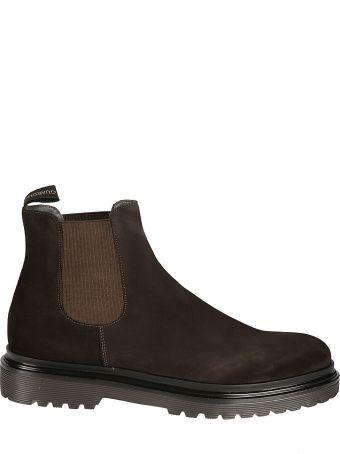 Alberto Guardiani Slip-on Ankle Boots