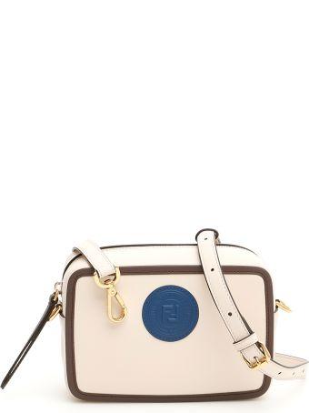 Fendi Mini Bag With Logo Patch