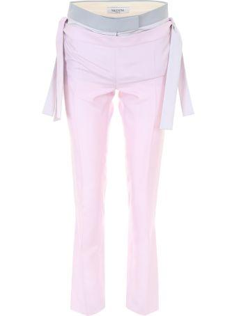 Silk Shappe Trousers