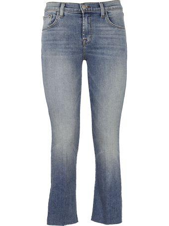 J Brand J Brand Mid Rise Jeans