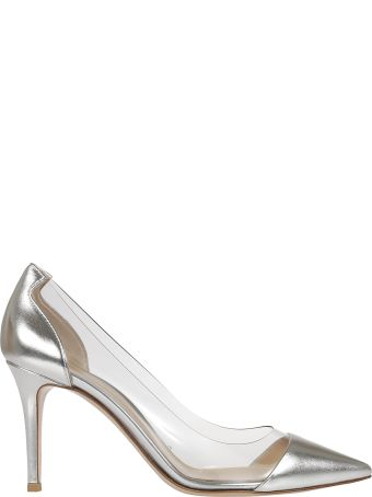Gianvito Rossi Plexi 85 Pumps