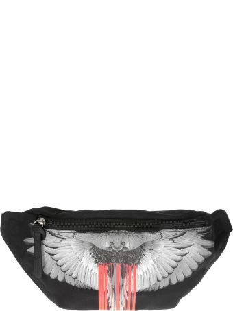 Marcelo Burlon Wings Barcode Belt Bag